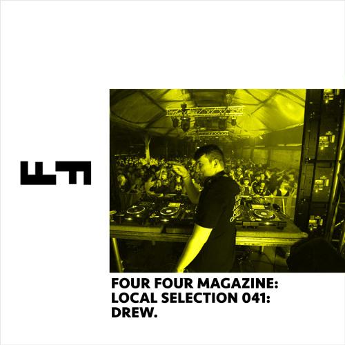 Local Selection #41: Drew.