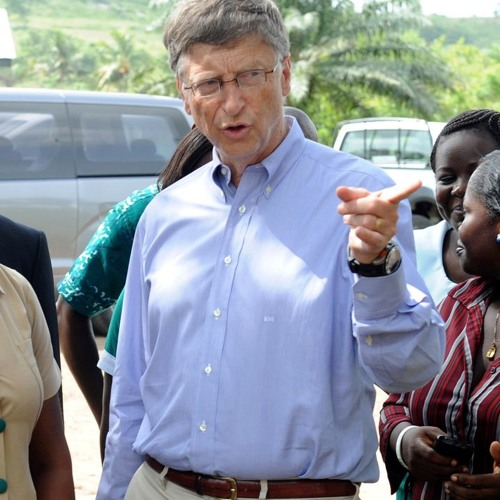 Episode 46: The Not-So-Benevolent Billionaire, Part II - Bill Gates in Africa
