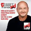 Pub Cauet revient sur NRJ Le 27 août