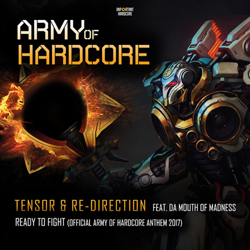 Tensor & Re-Direction feat. Da Mouth of Madness - Ready To Fight