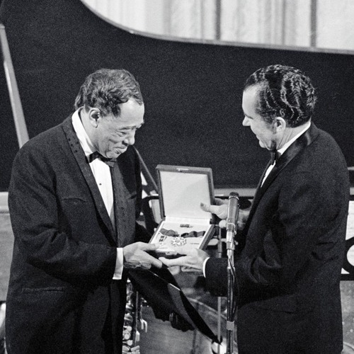 Nixon and the Ellington Medal of Freedom