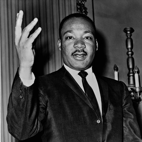MLK Speaks at SMU in Dallas, March 17 1966