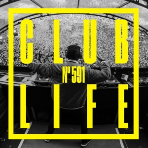 Tiësto & LVNDSCAPE & Paris Simo - Club Life 591 2018-07-27 Artwork