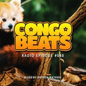 Andrew Mathers - Congo Beats Radio 040 2018-08-02 Artwork