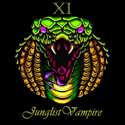 Junglist Vampire - Eleven 2018 [LP]