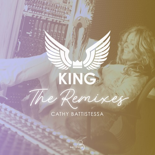 Cathy Battistessa & Dan Perry  'KING' / OUT NOW / Battistessa The Label