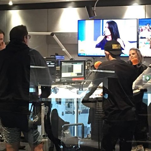Live Interview With Triple M