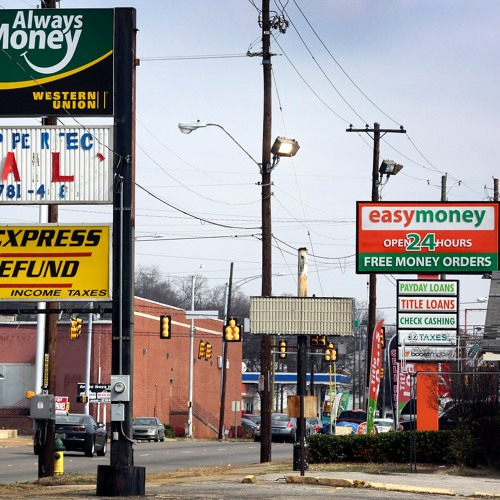 Evan Weinberger On Payday Lending with Bloomberg Radio