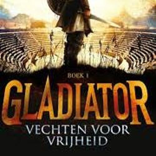 Gladiator 1 Vechten voor vrijheid - Simon Scarrow, voorgelezen door Kevin Hassing