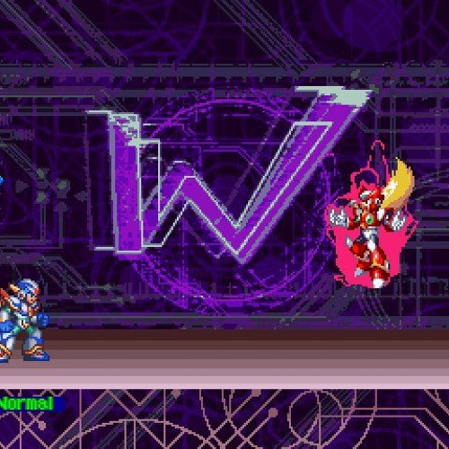 Mega Man X5 (PsOne) - X VS Zero by Old-is-Gold | Old Is Gold