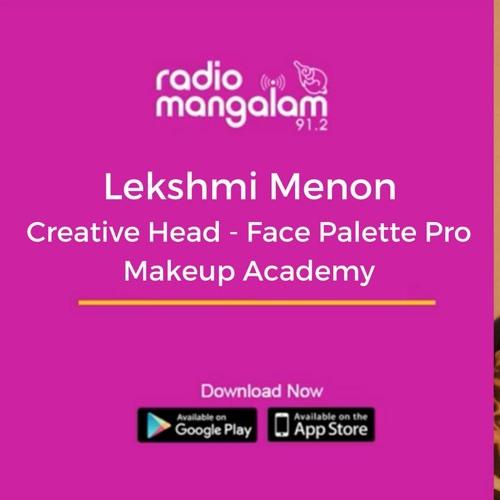 Radio Mangalam - MukhaMukham - Lekshmi Menon interview