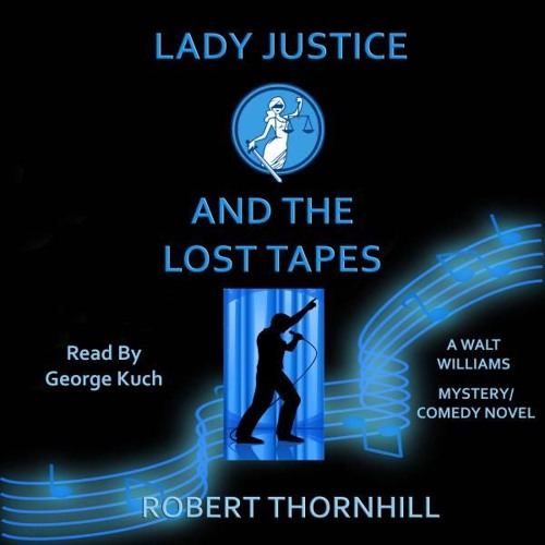 Lady Justice And The Lost Tapes V2 - Retail Sample