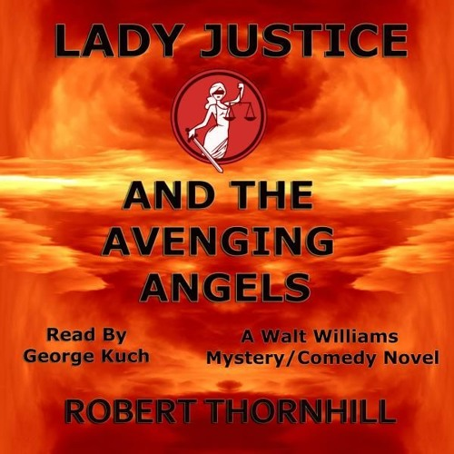 Lady Justice- Avenging Angels - Retail Sample