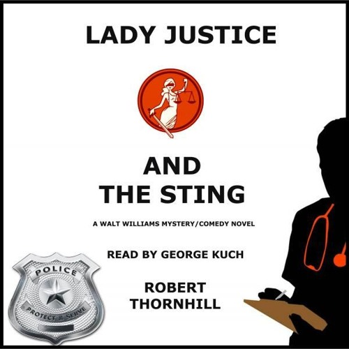 Lady Justice And The Sting -Retail Sample