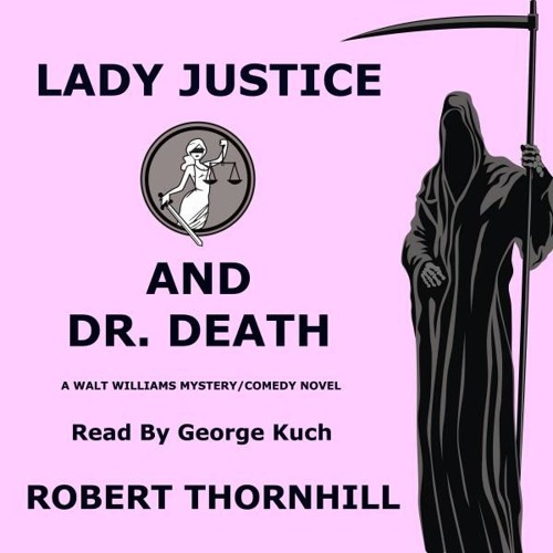 Lady Justice And Dr. Death - Retail Sample