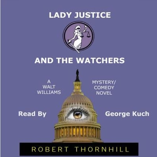Lady Justice And The Watchers -Retail Sample