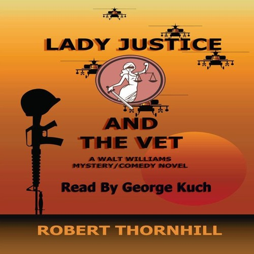 Lady Justice And The Vet - Retail Sample