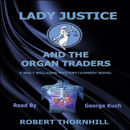 Lady Justice And The Organ Traders - Retail Sample