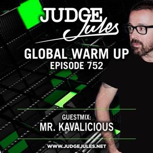 Judge Jules - Global Warmup 752 2018-08-02 Artwork