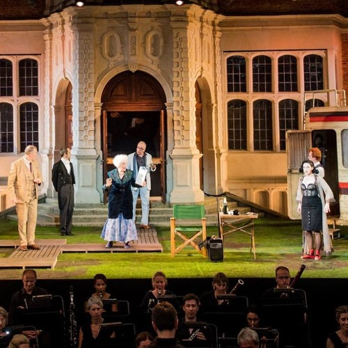 OHP 2018: Opera Holland Park with Brad Cohen