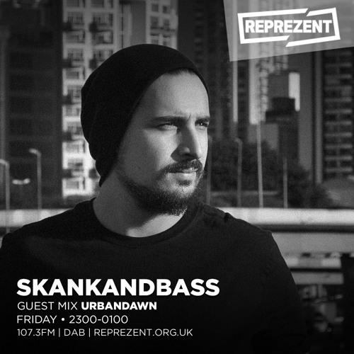 Skankandbass on Reprezent - 010 - Urbandawn Guestmix