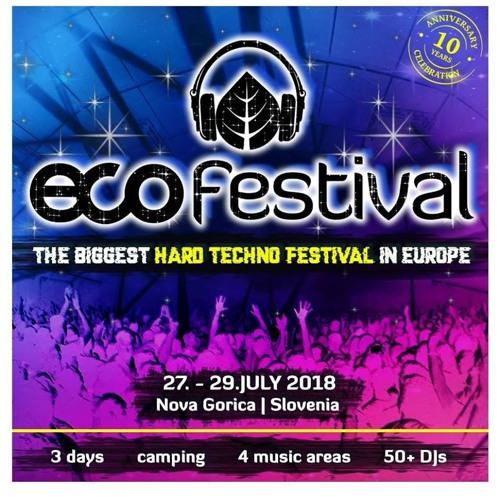 DOWNLOAD] SveTec & Golpe at ECO Festival 2018 - Slovenia by