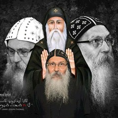 الهدوء في الكنيسة الأنبا إبيفانيوس اسقف دير ابو مقار
