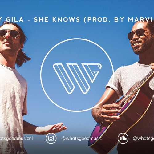 RED & Koy Gila - She Knows (Prod. by Marvin Simson)