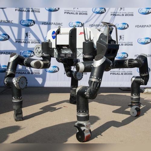 Inside DARPA: Sci-Fi Meets National Defense