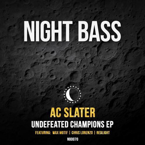 AC Slater & Redlight - Ultra Hype