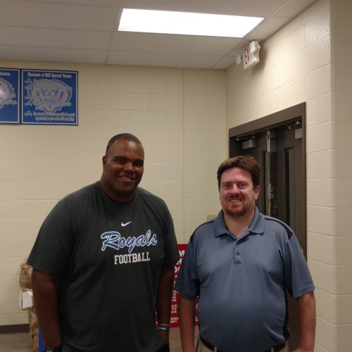 Hamilton Southeastern High School Football Coach Adam Morris