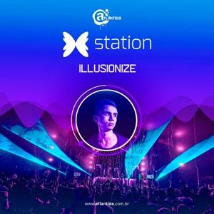 Illusionize - Green Valley Station 2018-08-06 Artwork