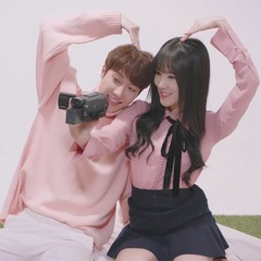 YUJU(GFRIEND) & JIHOO(IZ) - HEART SIGNAL
