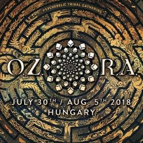 Marciana set at Ozora 2018 - Pumpui stage