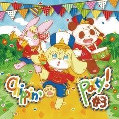 """【XFD】Chippin' Party #03【C94/西1""""ほ""""09-b:ああ…翡翠茶漬け…】"""