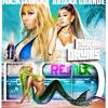 ARlANA GR@NDE + NlKl MlNAJ   B3D  FUri DRUMS Remix  FREE