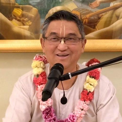 Srimad Bhagavatam class on Sun 29th July 2018 by Ciranjiva Dāsa 4.12.28