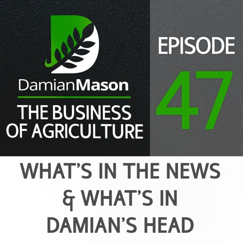 47 - Whats In The News And Damian's Head