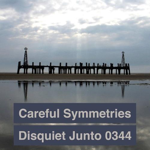 Disquiet Junto Project 0344: Careful Symmetries