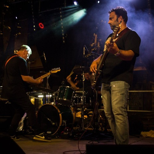 Unsocial Networks - Aveyroad live in Rodez - June 2018
