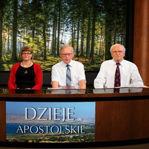 Studium biblijne - 391 (12) (2018-09-22): Uwięzienie Pawła w Cezarei