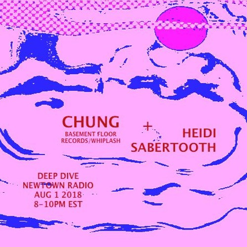 DeepDive W CHUNG And Heidi Sabertooth EP42 Aug01 2018