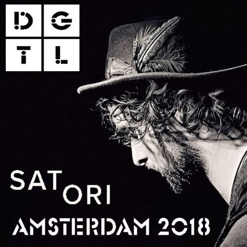 Satori @ DGTL Amsterdam 2018 # HQ by DUNLOG | Free Listening