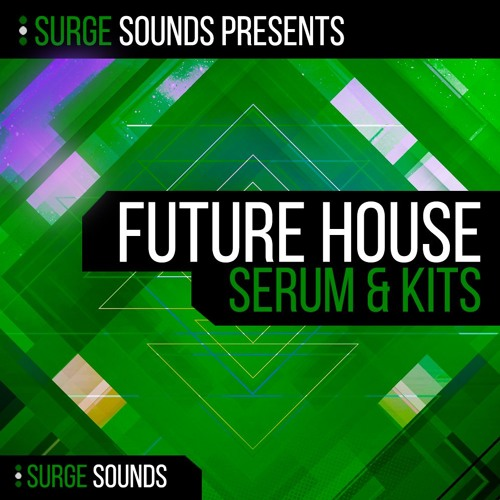 Future House For Serum .:: OUT NOW! ::.