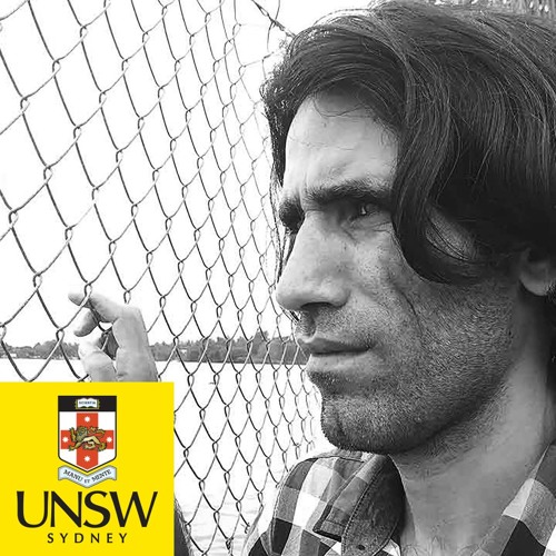 Behrouz Boochani launches his book, No Friend But the Mountains: Writing From Manus Prison