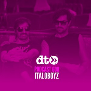 Italoboyz - Data Transmission Podcast 608 2018-08-06 Artwork