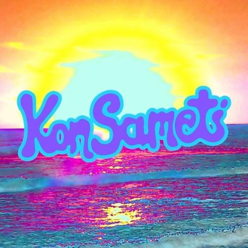 Kon Sameti - The Shadows And The Golden Sun