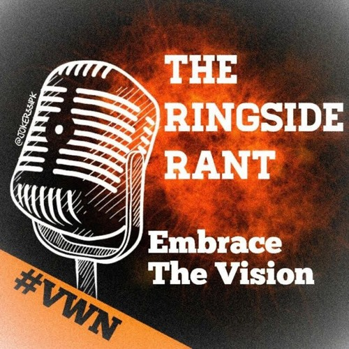 """The Ringside Rant featuring """"RetroSexual"""" Anthony Greene by"""