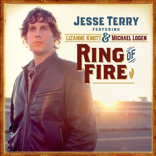 Jesse Terry - Ring Of Fire (feat. Lizanne Knott and Michael Logen) [Johnny Cash]