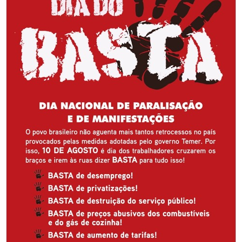 Milhares vão à Brasília para registrar candidatura de Lula